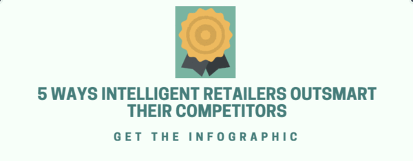 Infographic - Five Tips to Outsmarting the Competition.