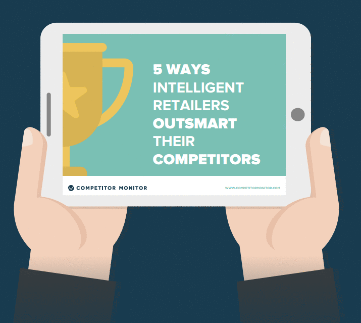 E-Book - 5 Ways Intelligent Retailers Outsmart Their Competitors.