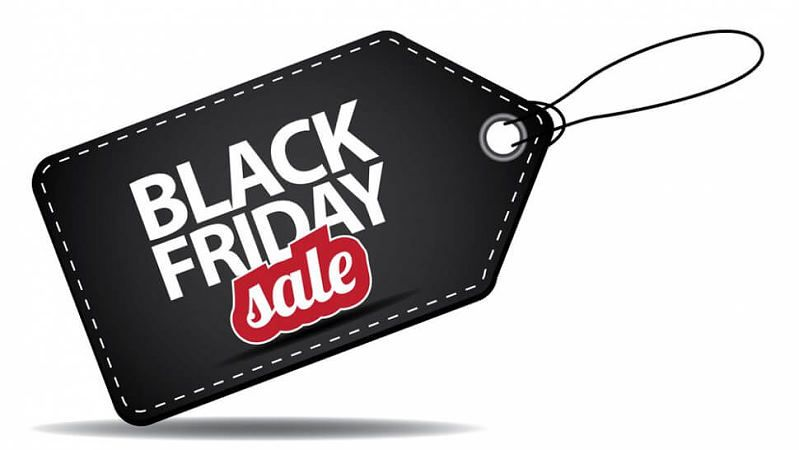 Black Friday starts Christmas discounts of up to 70%