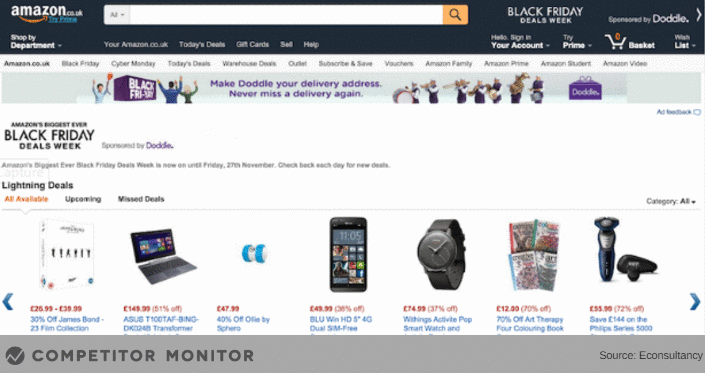 Six Ways Smart e-Tailers Can Win Big On Black Friday