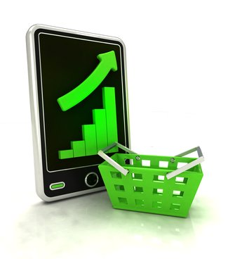 UK m-Commerce Booming in 2014
